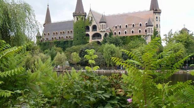 замък, равадиново