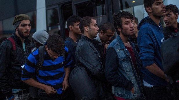 Имигранти