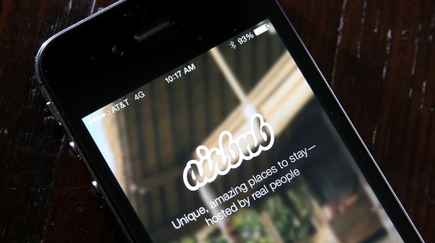 Мобилно приложение на airbnb