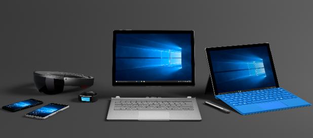 Новите устройства на Microsoft