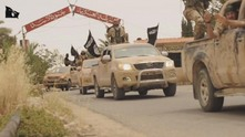 идил, ислямска държава, тойота