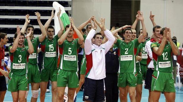 национали волейбол