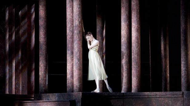 кралска опера,ромео и жулиета