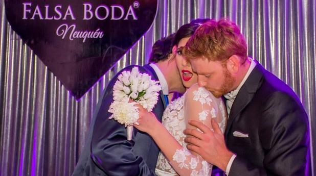 Flasa Boda - бизнесът с фалшиви сватби в Аржентина