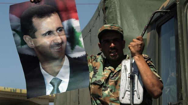 Сирийски войник