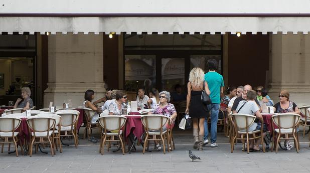 италиански ресторант