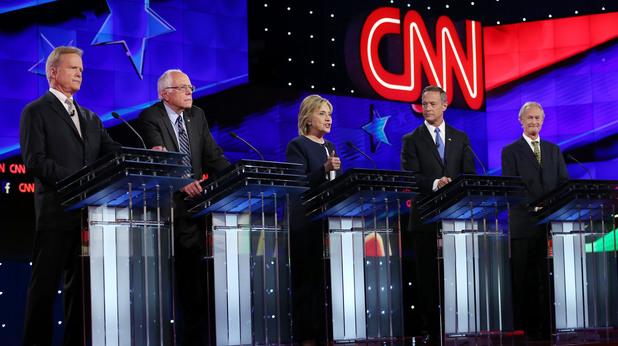 Дебат на демократите в САЩ - CNN