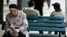 бедност, пенсионер, дядо, пенсионери