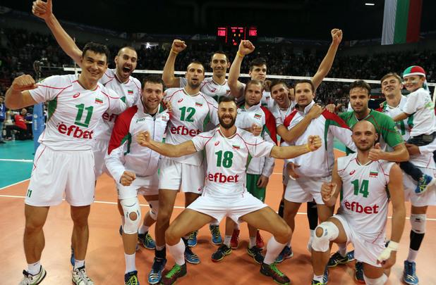 волейбол, национален отбор, евро 2015