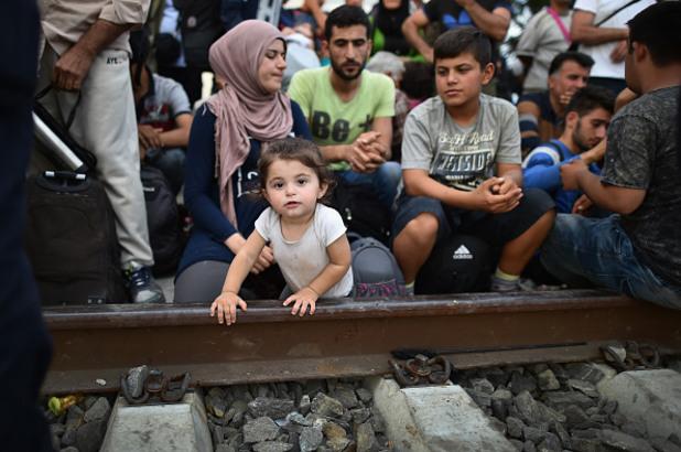 словения, бежанци