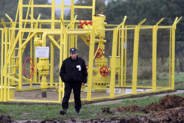 """модернизацията на подземното газово хранилище """"Чирен"""""""