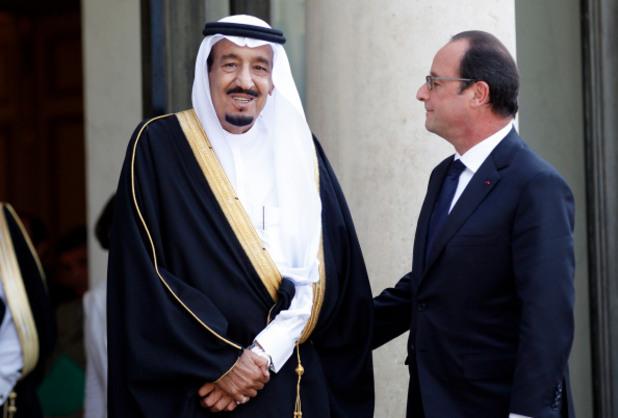 крал салман на саудитска арабия
