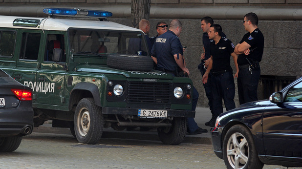 МВР, полицаи, жандармерия