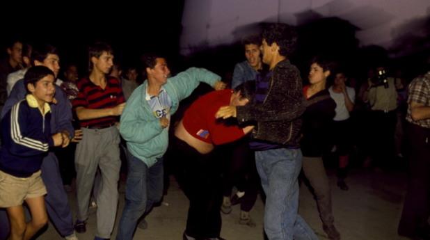 румънската революция 1990