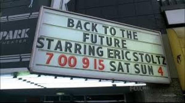 завръщане в бъдещето, back to the future