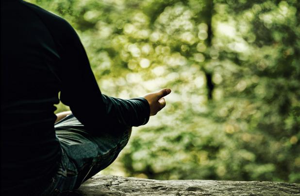 медитация, йога