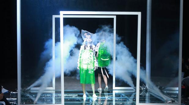 ILOVECHOC, Китайска седмица на модата, маски