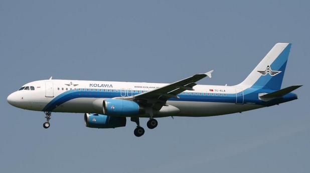 руски самолет