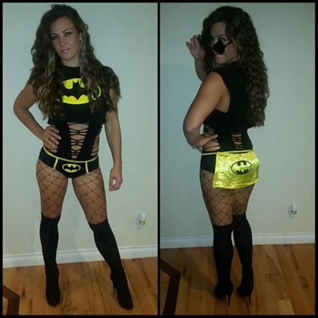 хелоуин 2015, спортни костюми