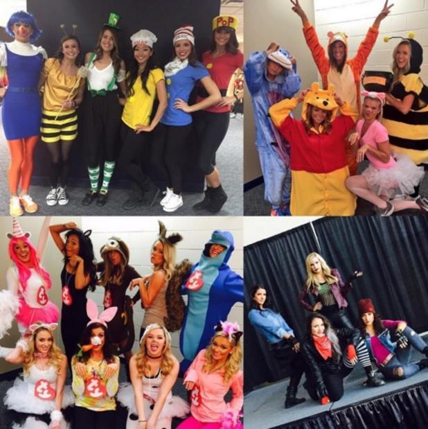 спортни костюми,хелоуин 2015
