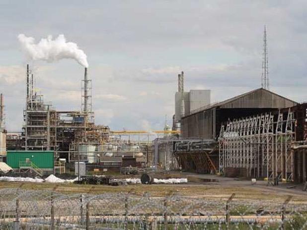 химически завод