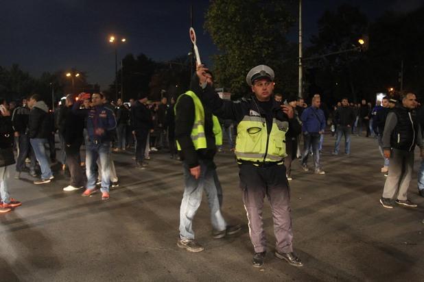 протест на мвр блокира орлов мост