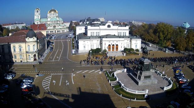 протестът на полицаите, 4 ноември