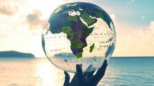 планета, земя, глобус, свят