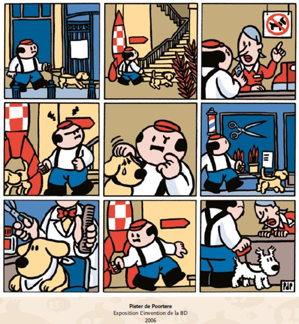 белгийски комикси