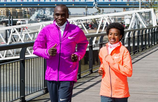 лондон 2015, маратон, лондонски маратон