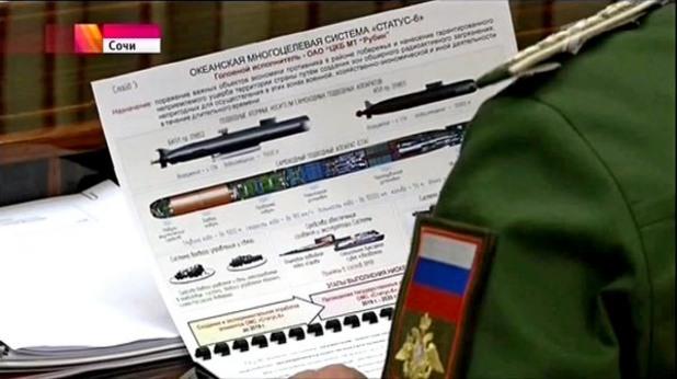 секретни руски военни разработки изтекоха в ефир
