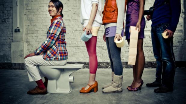 тоалетна, тоалетни