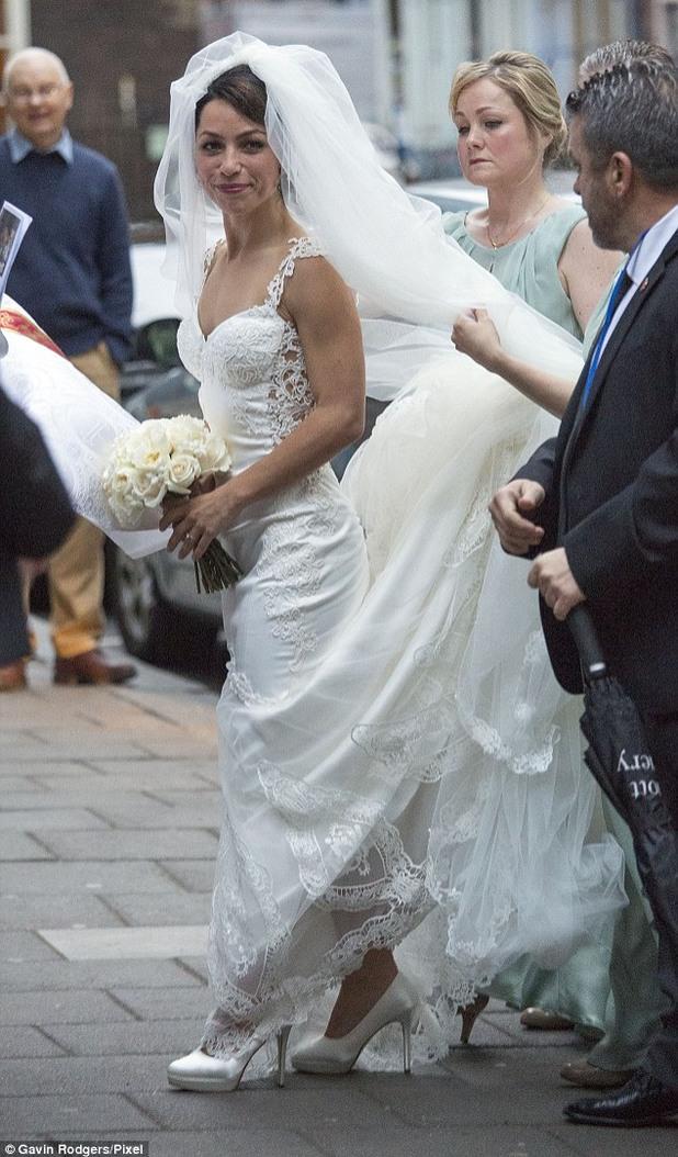 ева карнейро, сватба