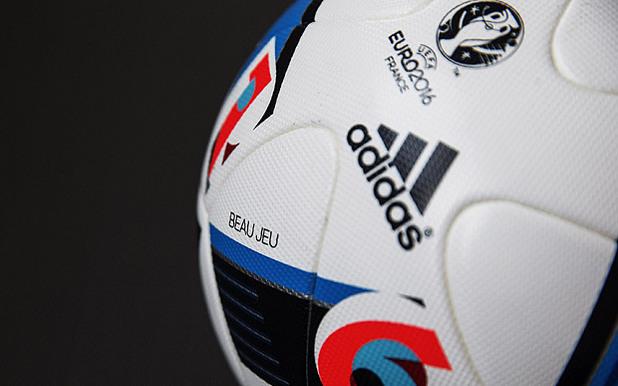 топка, евро 2016, adidas