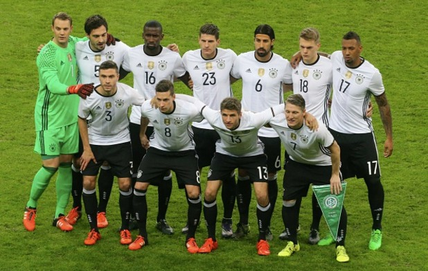 германия, национален отбор, франция, стад де франс, париж