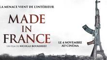 плакатът на made in france
