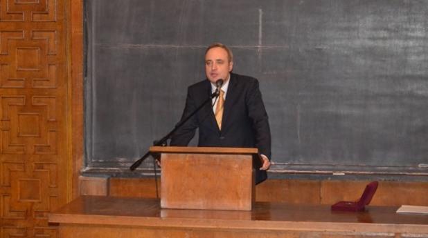 """Проф. дфн Анастас Герджиков е новият ректор на Софийския университет """"Св. Климент Охридски"""""""