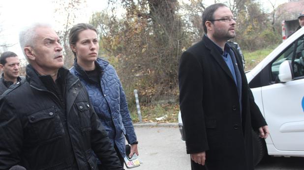 Волен Сидеров и Десислав Чуколов пред Следствието