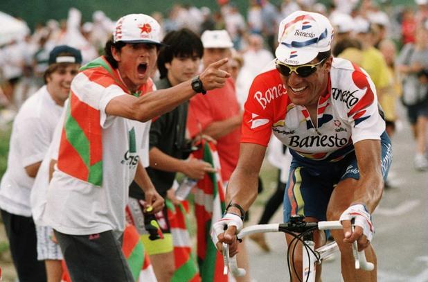 Мигел Индурайн, Тур дьо Франс 1996 г.