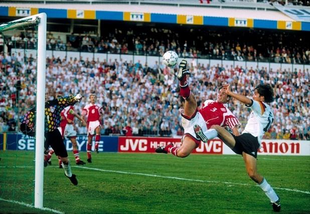 Дания 1992