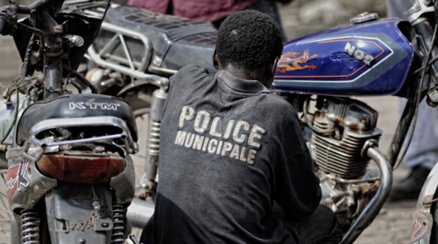 Полиция в Мали