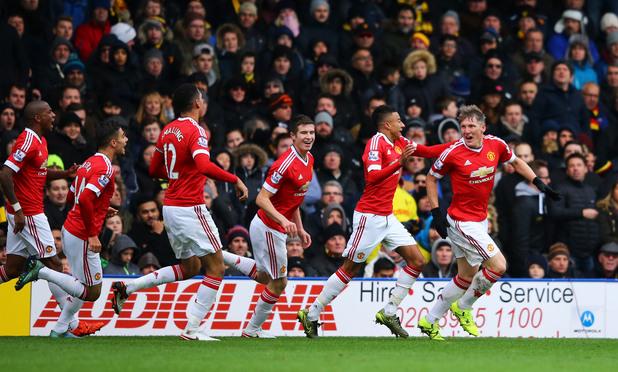 Уотфорд - Юнайтед 1:2