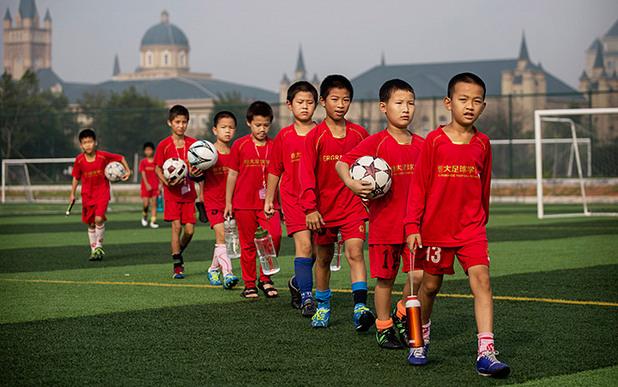 футбол китай