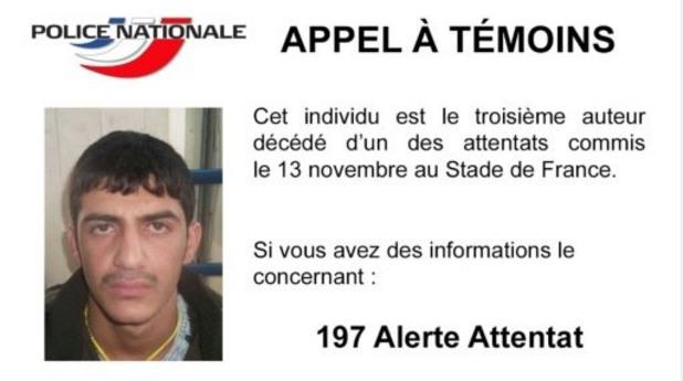 третият атентатор-самоубиец от стад дьо франс