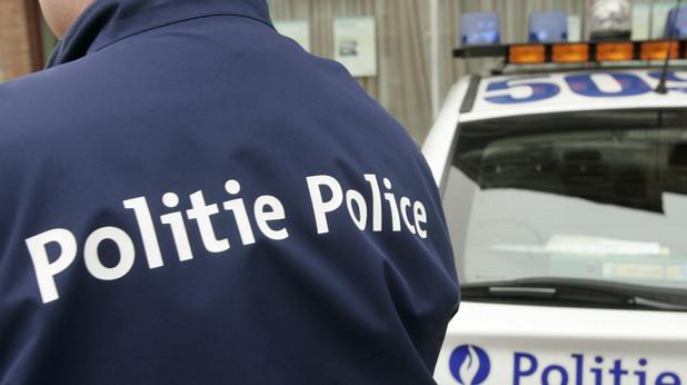белгийска полиция