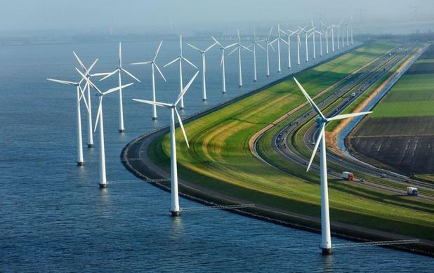 вятърни турбини