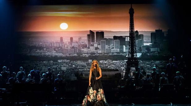 Селин Дион, американски музикални награди