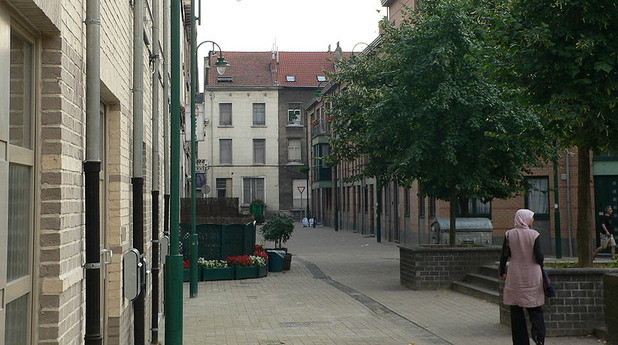 Квартал Моленбек, Брюксел