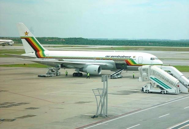 Boeing 767, Зимбабве