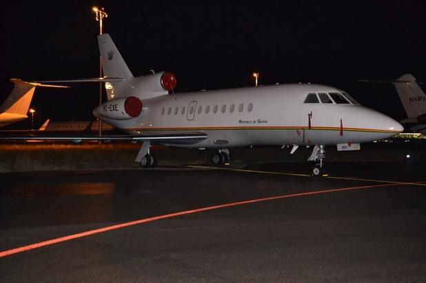 Falcon 900 Ex Easy – Ghana